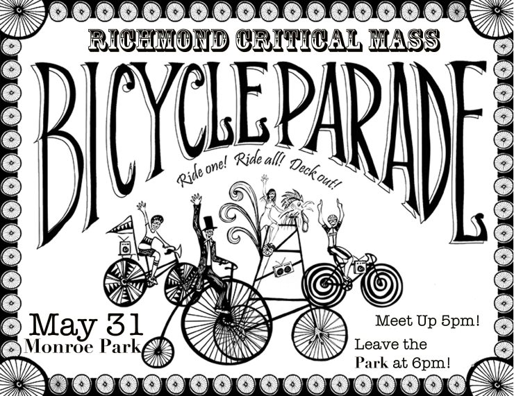 Critical Mass Bicycle Ride!!!!